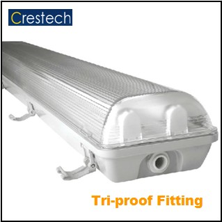 Tri-proof Tube Fitting