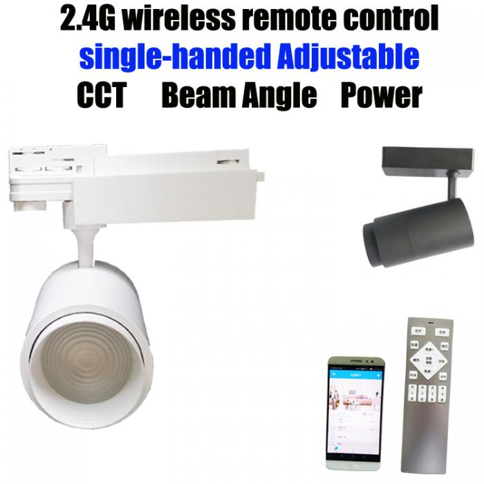 2.4G Wireless  Tracking Light